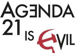 Agenda 21 Is Evil Communist
